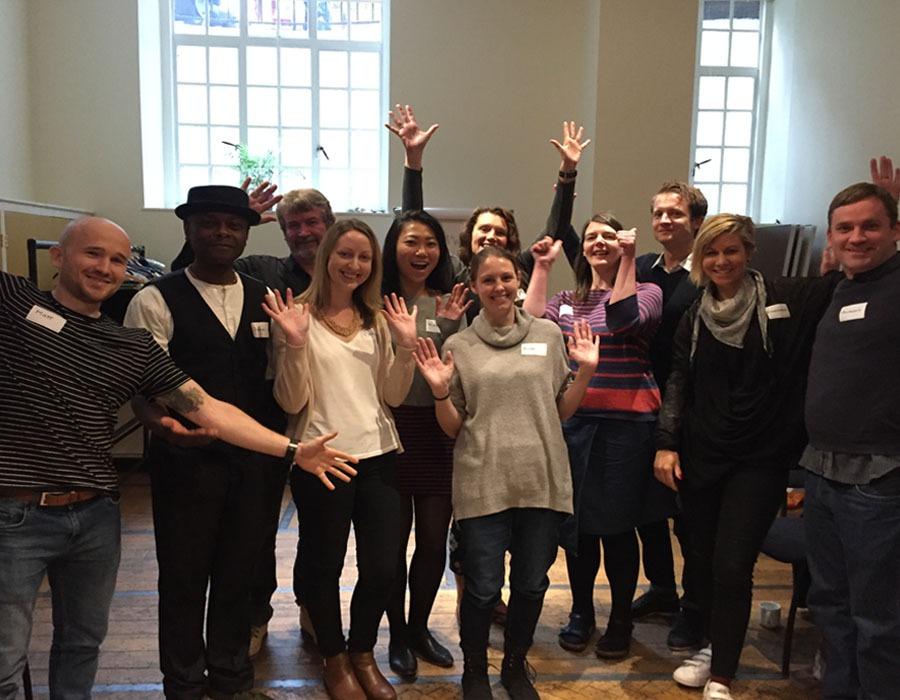 fear of public speaking group coaching