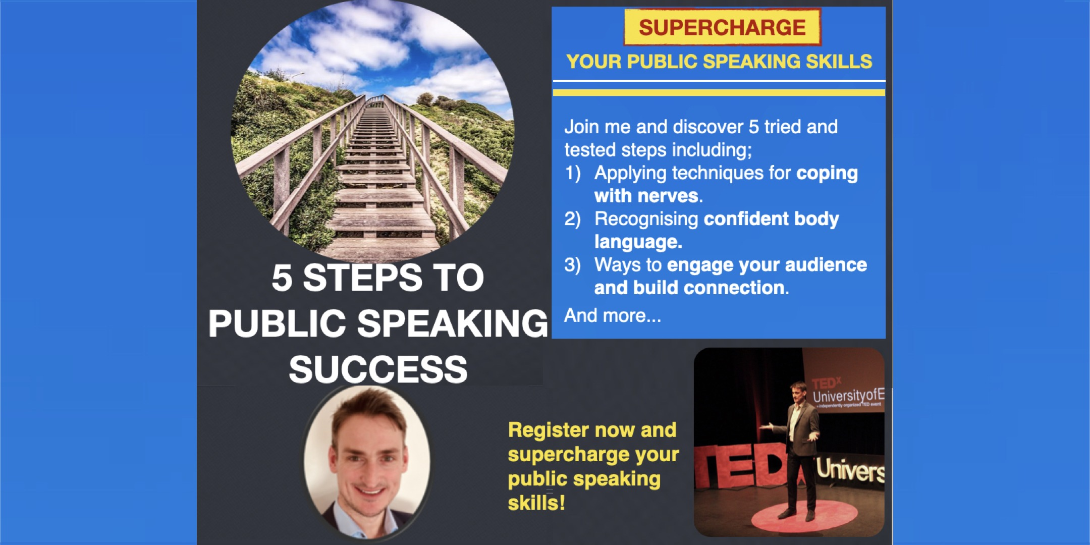 5 Steps to Public Speaking Success